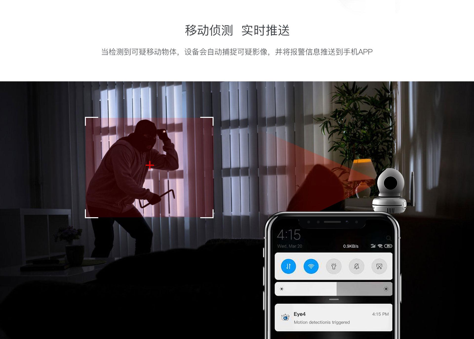 高清红外夜视摄像机