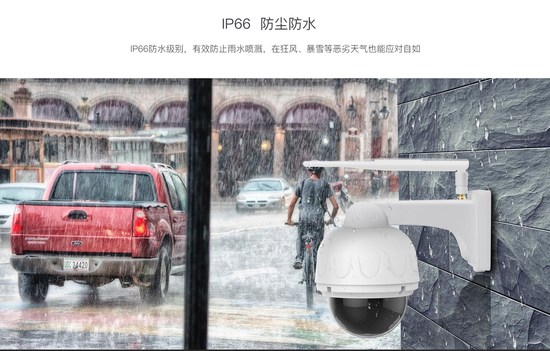 网络球型摄像机